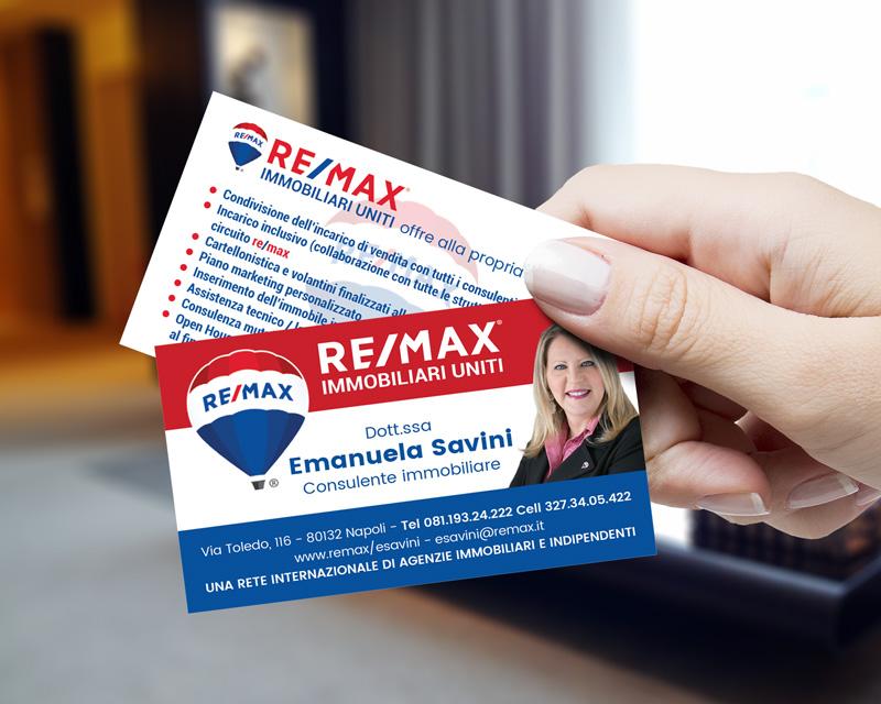 Bigliettino Remax
