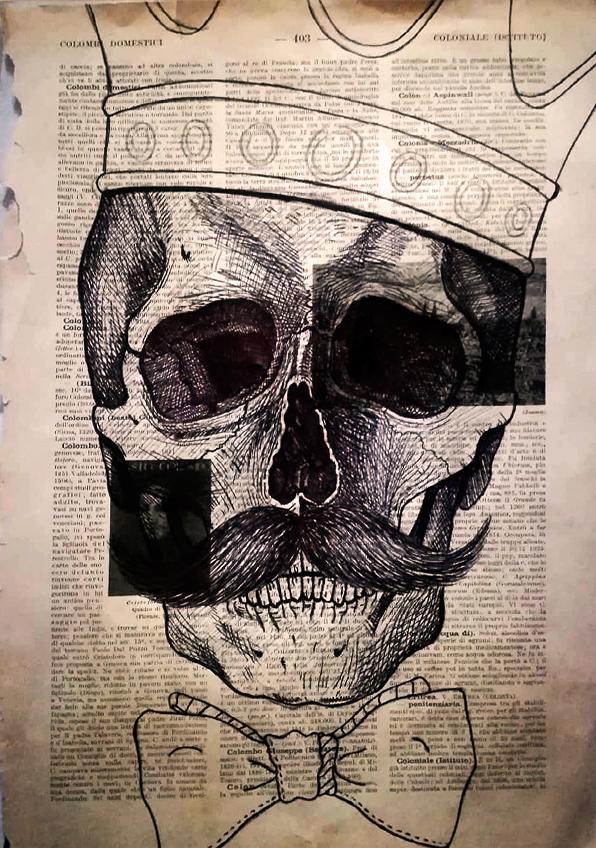 disegno-skull