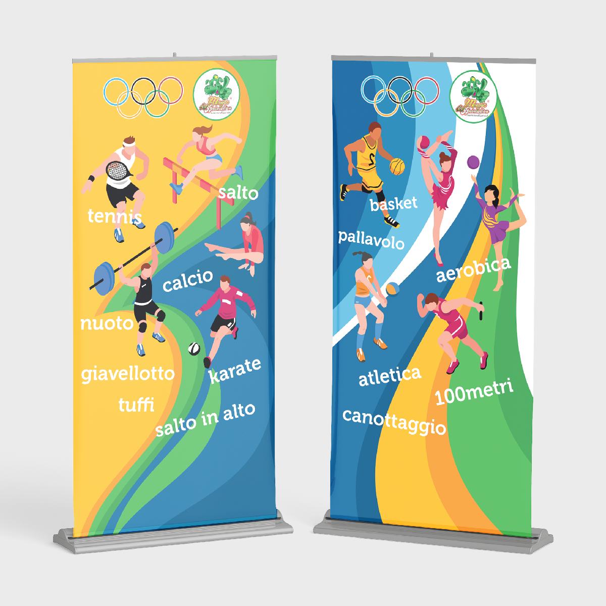 rollup-olimpiadi